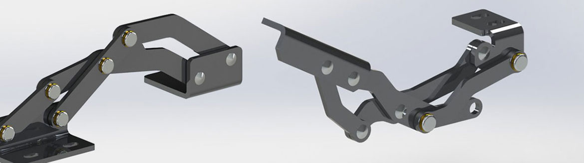 SEPTOMAX Multiple-joint hinges >